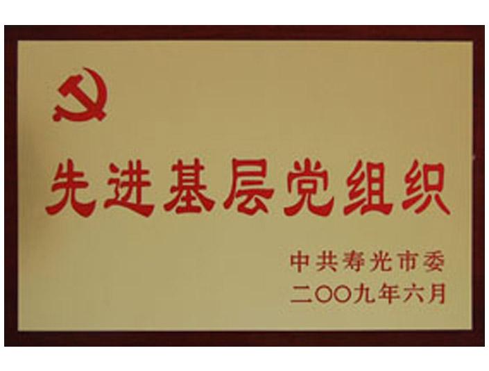 寿光市先进基层党组织